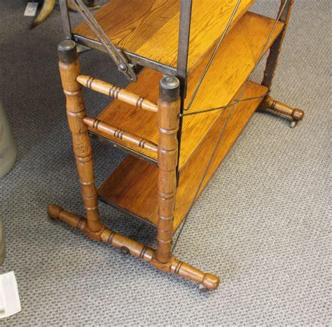 bargain johns antiques rare antique wooden  cast