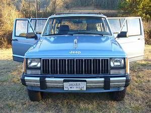 1988 Jeep Cherokee - Pictures