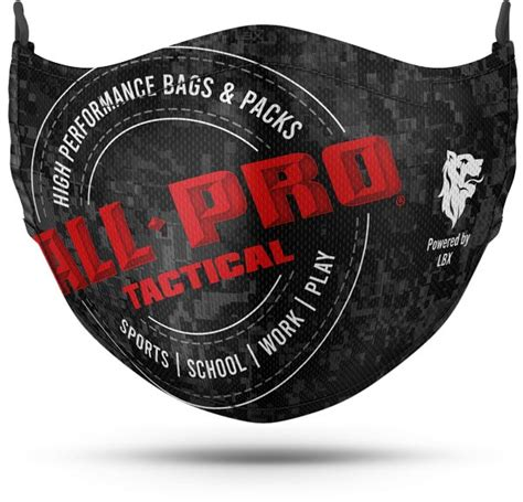 custom sublimated face masks  pro tactical
