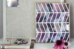 top 10 diy wall art tutorials for home decor tutorials press