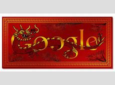 Google Doodle Celebrates the Year of the Dragon in the