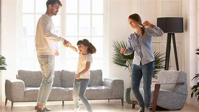 Indoor Activities Energy Burn Children Dancing