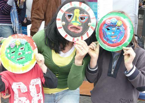 afrikanische masken basteln aktionsgruppe k 246 ln 187 impressionen vom deutschen