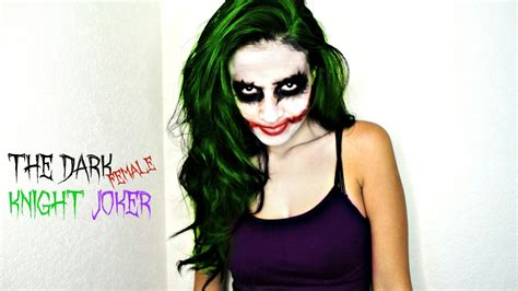 The Dark Knight Female Joker