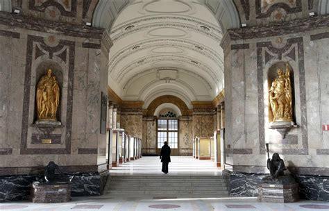colonial ghosts haunt belgium  africa museum eyes change