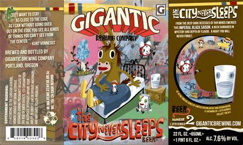 Image result for gigantic the city never sleeps