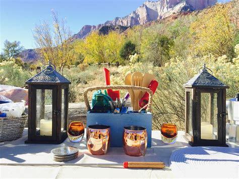 Tripadvisor 2 Zion Views Furnished Luxury Tents By