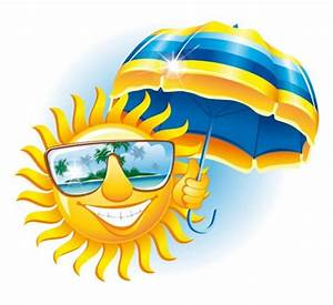 Pix For > Happy Sun With Sunglasses - Cliparts.co