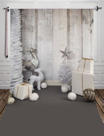 Background Winter Backdrop Ideas by Luxe Silver Winter Photography Studio Backdrop