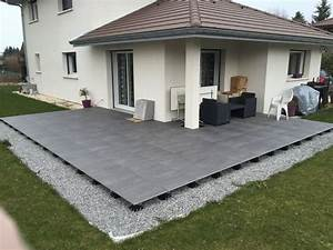 poser dalle pvc sur carrelage maison design bahbecom With pose carrelage sur carrelage