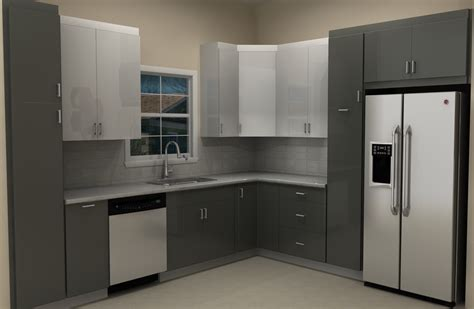white kitchen cabinets with black island ikea kitchen hack put the space above the refrigerator to