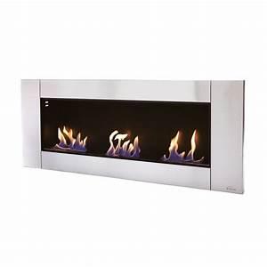 Chauffage à L éthanol : cheminee ethanol extra plate ~ Premium-room.com Idées de Décoration