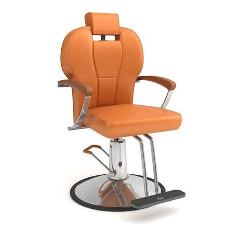 salon high end chair 3d model cgtrader