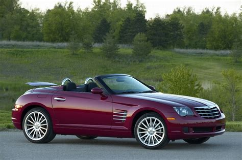 chrysler sports car convertible 2007 chrysler crossfire conceptcarz
