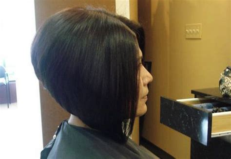 A Line Stacked Bob Haircut Pictures
