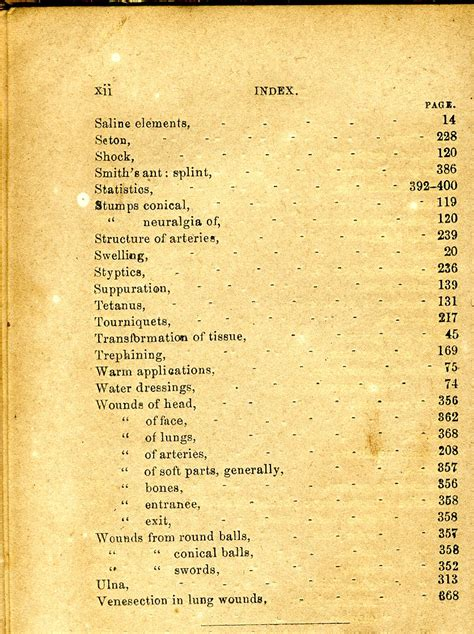 Civil War Confederate Medical Books & Surgical Manuals Page 6