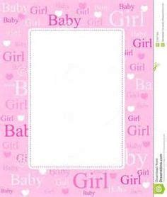 baby girl page borders  bing images page