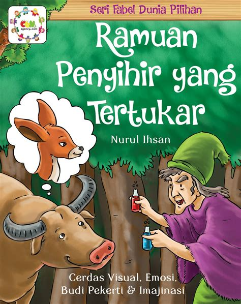 buku cerita anak tk  dunia sosial