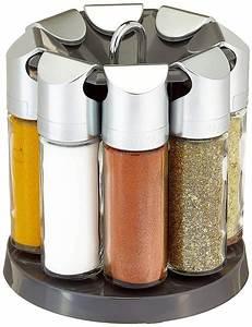 Carrousel à épices : carrousel pices emsa rangement pices cuisin 39 store ~ Teatrodelosmanantiales.com Idées de Décoration