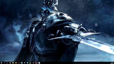 Witcher 3 Desktop Background Animierte Hintergrundbilder Quot Tutorial Quot Youtube