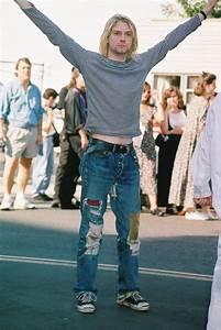 Grunge style of Kurt Cobain | Totally 80s u0026 90s Grunge | Pinterest | Style Classic and I love