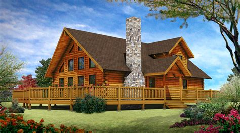 Inspiring Cottage House Designs Photo by Inspiring Log Homes Plans 3 Log Cabin Home Plans Designs
