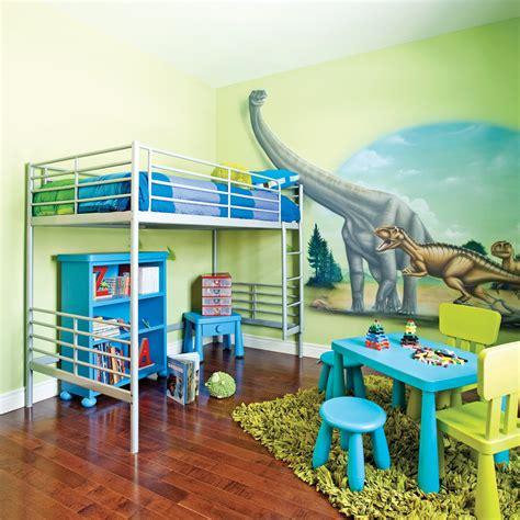 deco chambre dinosaure une chambre au pays des dinosaures décors d 39 enfants