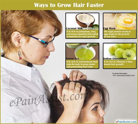 how fast does hair grow ways to grow hair faster