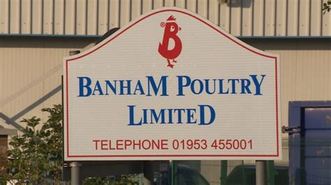 Buyer Found For Financially Troubled Banham Poultry