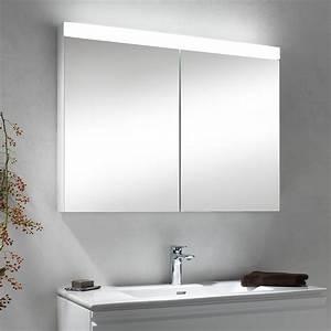 Spiegelschrank 12 Cm Tief : schneider pataline spiegelschrank b 80 h 70 t 12 cm mit 2 t ren reuter ~ Indierocktalk.com Haus und Dekorationen