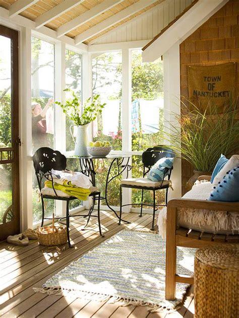 decorating a small sunroom 20 small and cozy sunroom design ideas home design and interior