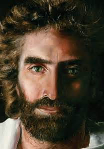 Jesus Painting by Akiane