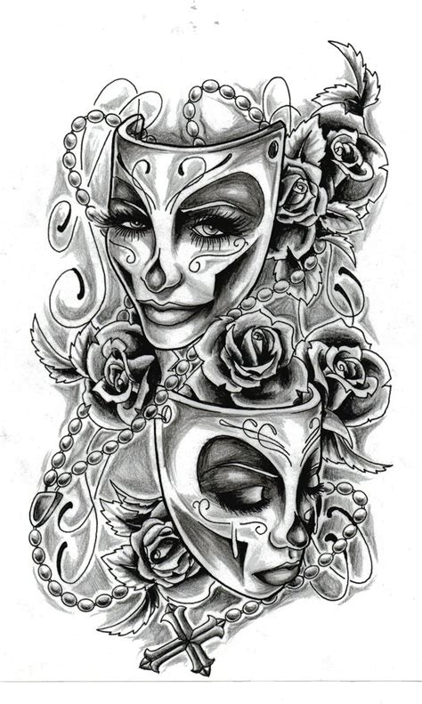 Tattoo Catalog Men feminine tattoo design  almigh   deviantart 692 x 1155 · jpeg