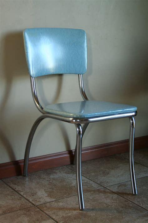 light blue desk chair retro light blue vinyl kitchen desk chair mid century