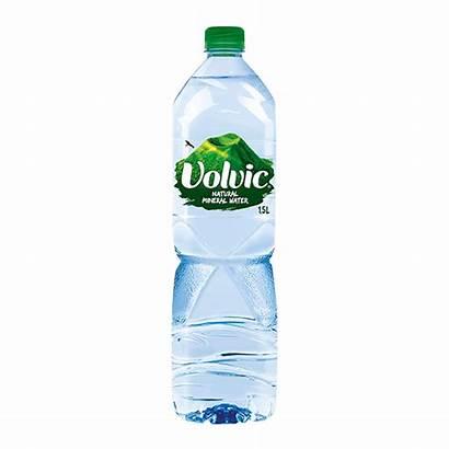 Water Volvic Litre