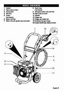 K U00e4rcher G 2000 Mk Gasoline Power High Pressure Washer