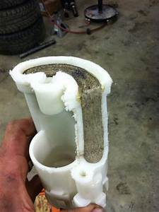 Restriction From Stock Fuel Filter