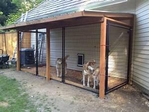 52 best dog pens kennels images on pinterest dog kennels With best dog kennel for outside