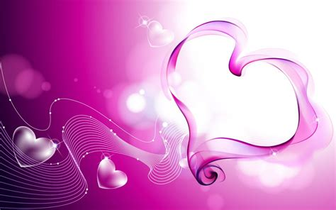 pink love hearts smoke wallpapers hd wallpapers id