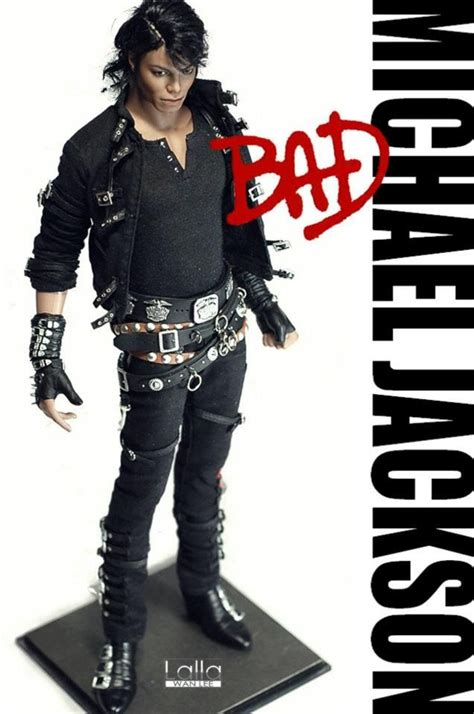 custom michael jackson toy bad discussione custom
