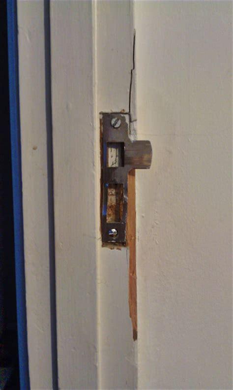 How Do I Repair A Broken Wooden Door Jamb? Home
