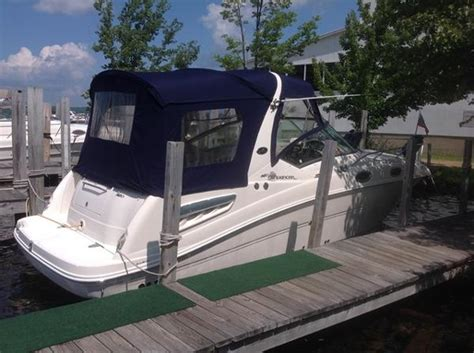 Sea Ray Boats For Sale New Hshire by 1995 Sea Ray 260 Sundancer Boats For Sale In Laconia New