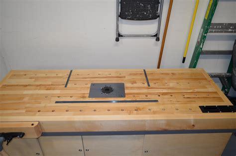 workbench upgrade  jake willet  lumberjockscom