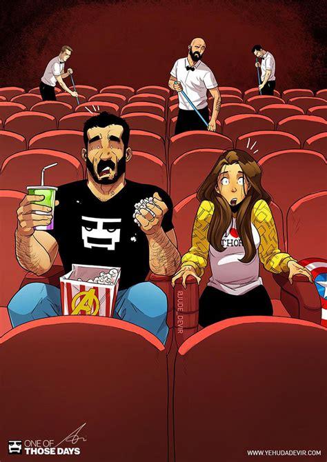 artist  illustrating everyday life   wife