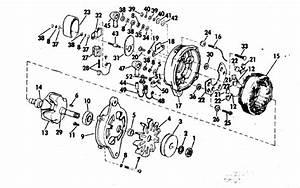 Omc Stern Drive Alternator