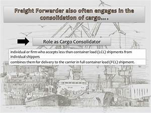 Air Cargo Process Flow Chart Freight Forwarding Presentation