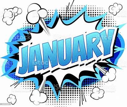 January Word Comic Illustration Arts Annual Event