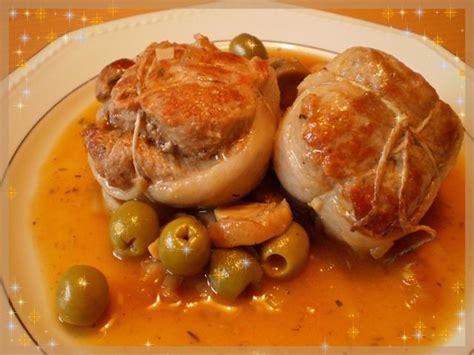cuisiner paupiette de veau 05 plats de viande couscous et paella