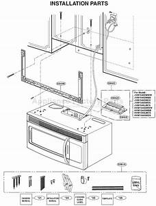 Parts For Jvm1540dp1ww