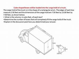 Geometry Volume Problem Post